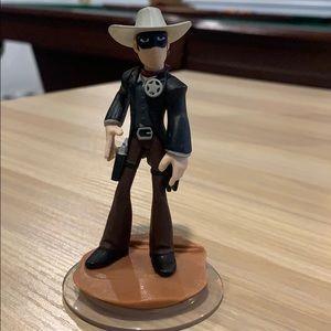 Disney Infinity Game Figure- Lone Ranger